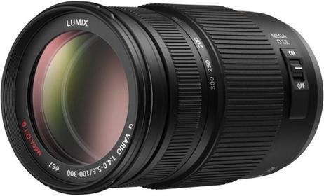 Panasonic 100-300mm f/4.0-5.6 Lumix G Vario