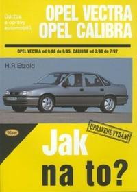 Amitai Etzioni Opel Vectra od 9/88 do 9/95, Opel Calibra od 2/90 do 7/97 Amitai Etzioni