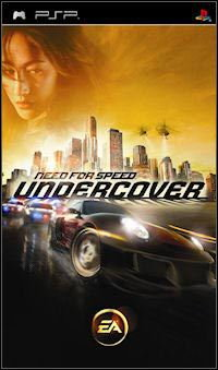 Opinie o EA Games Need for Speed Undercover PSP
