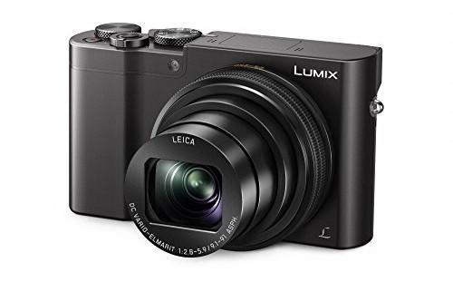 Opinie o Panasonic Lumix DMC-TZ101 czarny