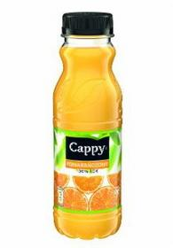Cappy SOK POMARAŃCZOWY 330ML