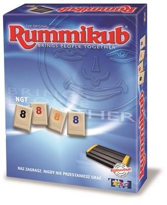 TM Toys Rummikub Ngt - Wysyłka W 24H !!!