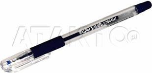 Opinie o Paper Mate Pióro żelowe 0.50mm czarne PaperMate PM300 PM5589