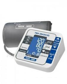 Tech-Med Ciśnieniomierz cyfrowy TMA-3BASIC(B) 1 szt