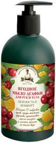 Pierwoje Reszenie EuroBio Lab, Estonia Mydło owoce leœne jagodowe 500ml