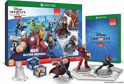 Marvel Super Heroes Avengers Starter Pack Xbox One