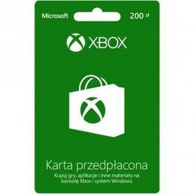 Microsoft Xbox Live 200 Pln Karta Przedpłacona 1282157
