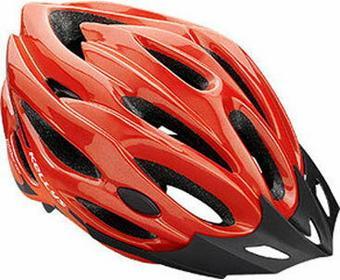 Kellys Kask rowerowy SPIRIT czerwony
