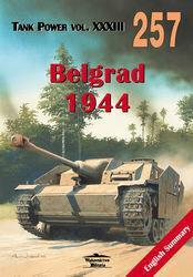 Domański, Lwow, Moszczański BELGRAD 1944 MILITARIA 257