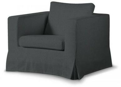 Dekoria Pokrowiec na fotel Karlanda długi 702-20, fotel Karlanda długi