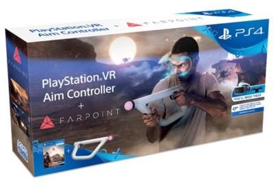 Opinie o Sony Farpoint + Kontroler PlayStation VR Aim PS4 VR
