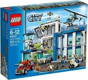 LEGO City 60047 Posterunek policji