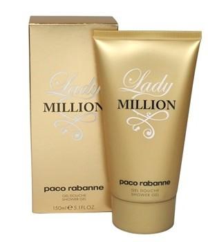 Paco Rabanne Lady Million 150 ml żel pod prysznic