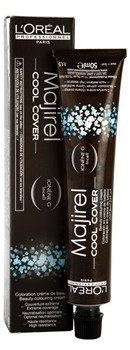 Loreal Professionnel Majirel Cool Cover 7.17 Blond Cendré Froid Beauty Colouring Cream 50 ml