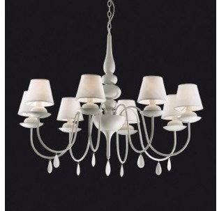 Ideal Lux BLANCHE SP8 - - LAMPA WŁOSKA wisząca 35574