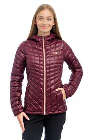 THE NORTH FACE KURTKA THERMOBALL HOODIE WOMEN