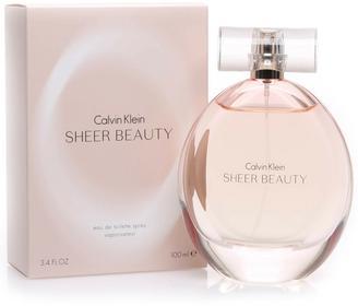 Calvin Klein Sheer Beauty woda toaletowa 100ml