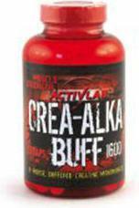 Activita Crea-Alka Buff (kre alkalyn) 120 kaps./800mg