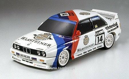 Tamiya BMW M3 Sport Evo Schnitzer - TT-01 58323