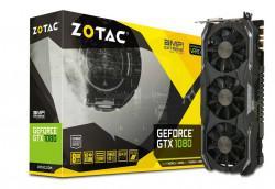 ZOTAC GeForce GTX 1080 AMP! Extreme VR Ready
