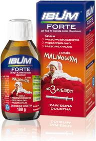 Hasco-Lek Ibum forte 200 mg/5ml 100 g