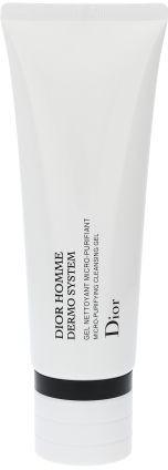 Christian Dior Homme Dermo System Micro-Purifying Cleansing Gel 125ml M Żel do mycia twarzy 74490
