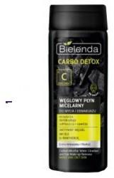 Bielenda Carbo Detox węglowy płyn micelarny do mycia i demakijażu 200ml