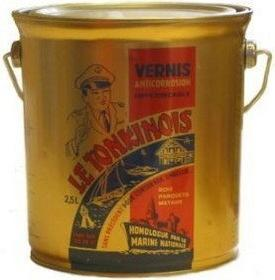 Le Tonkinois VERNIS 2.5L A1/2,5