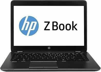HP ZBook 14 F7A14ES 14