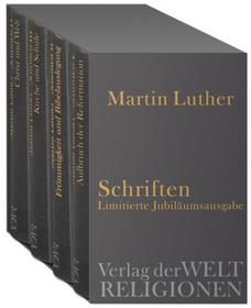 Luther, Martin Schriften, 4 Bde. Luther, Martin