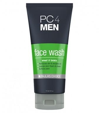Paulas Choice Żel oczyszczający do twarzy dla mężczyzn PC4Men Face Wash 177 ml