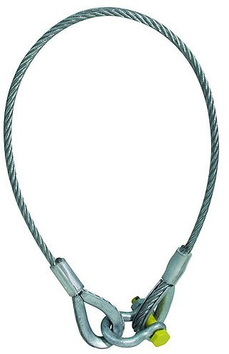 Eurolite 58010490ogranicznik liny (1000X 10MM) 58010490
