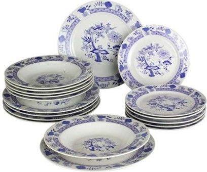 Banquet for home KOMPLET OBIADOWY 18 EL ONION 600005