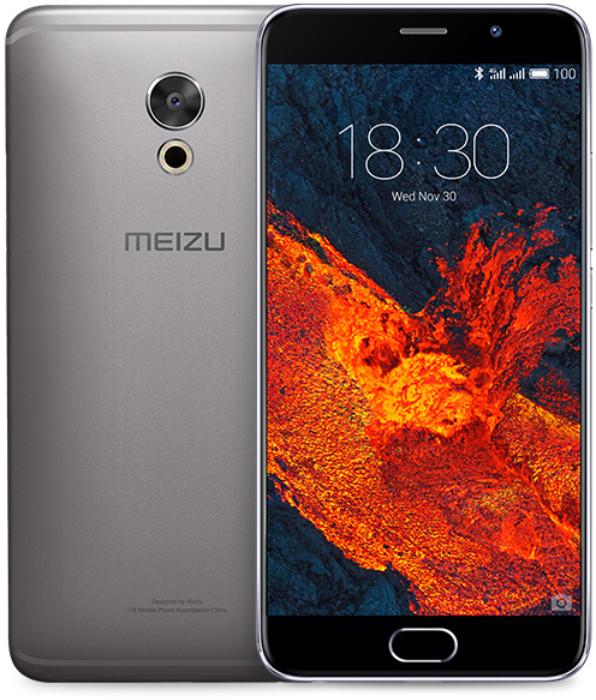 Opinie o Meizu Pro 6 Plus 64GB Dual Sim Szary