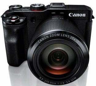 Canon G3X czarny
