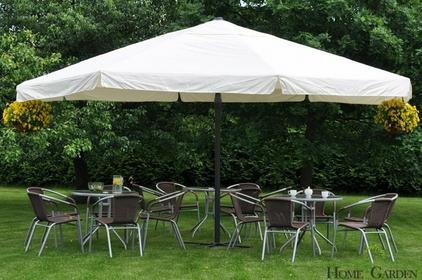 Home&Garden Parasol Ogrodowy o średnicy 5 m