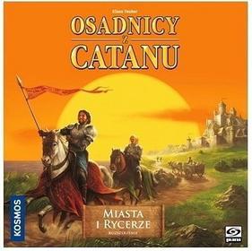 Galakta Osadnicy z Catanu Miasta i rycerze 8532