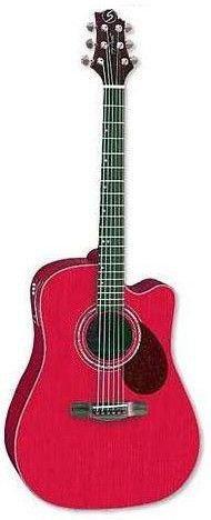 Samick Guitars D 4 CE TR - gitara elektro-akustyczna