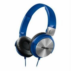 Philips SHL3160BL/00 Niebieski