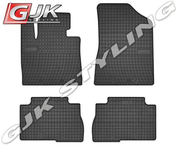 Frogum M Dywaniki gumowe czarne KIA Sorento II facelift 2012-2015 434