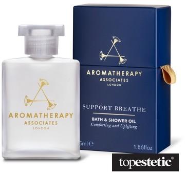Aromatherapy Associates Support Breathe Bath Shower Oil Ułatwiający oddychanie olejek do kąpieli i pod prysznic 55ml