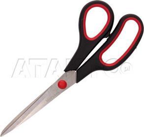 IDEST Nożyczki 21cm gumowy uchwyt PX1736