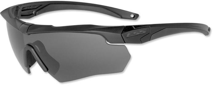 ESS Okulary ochronne Crossbow One Smoke Gray (740-0614)
