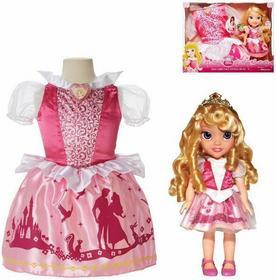 Jakks Pacific Aurora sukienka dla dziewczynek 77029