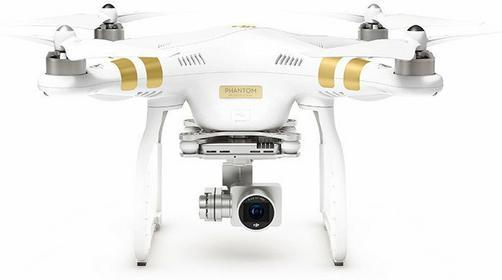 DJI Phantom 3 Professional z kamerą