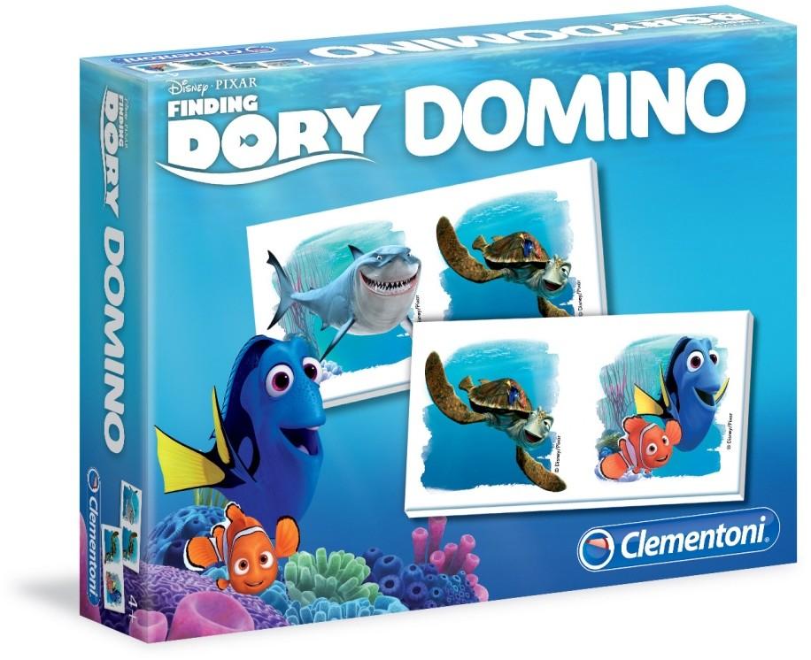 Clementoni Gdzie jest Dory? Domino