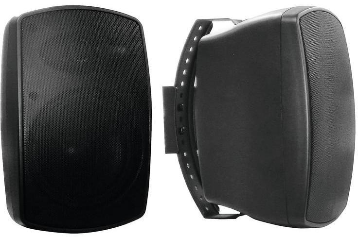 OMNITRONIC Głośnik ścienny 11036924 Kolor czarny