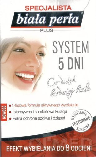 Vitaprodukt Biała Perła System 5 dni
