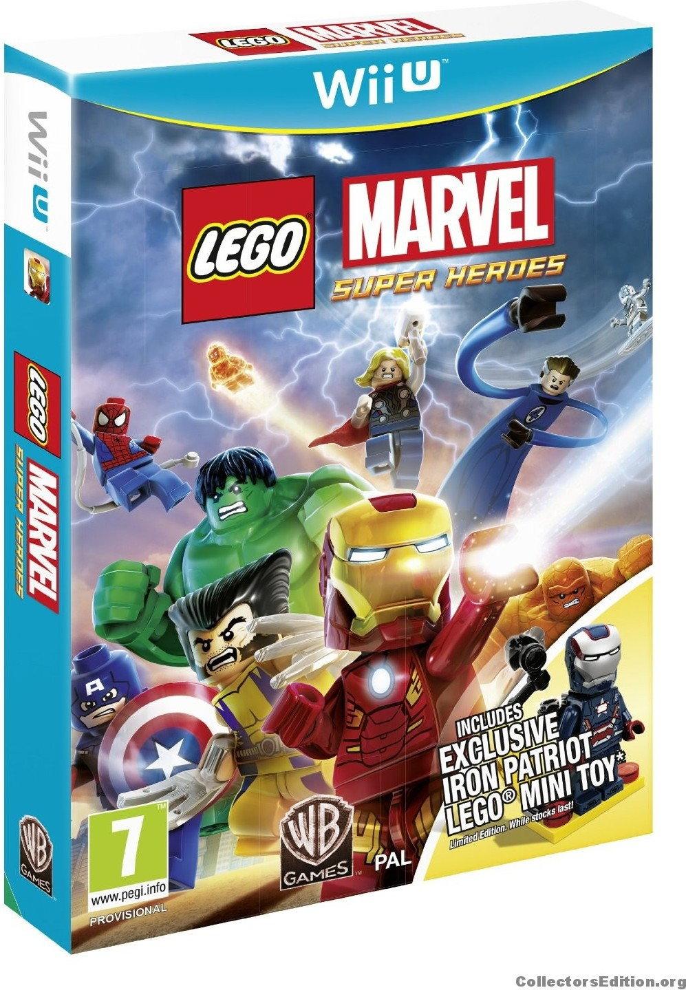 Marvel Super Heroes WiiU