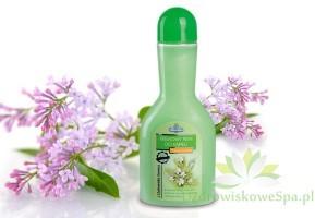 Iwoniczanka Kremowy płyn do kąpieli zielona herbata 500ml